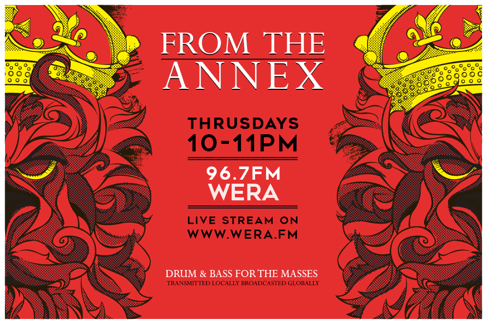 Catch the Librarian every Thursday night on 96.7fm WERA or streaming on www.wera.fm.